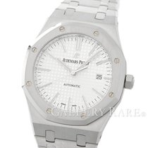 "Audemars Piguet Royal Oak Silver Dial Stainless Steel 41MM ""J..."