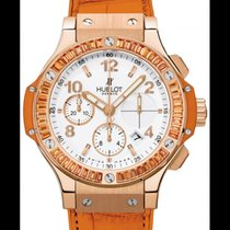 Hublot Big Bang Tutti Frutti Rose gold 41mm White United Kingdom, Newry