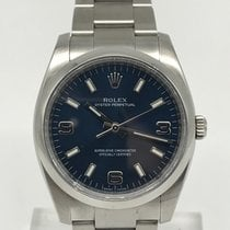 Rolex Oyster Perpetual 34 occasion 34mm Acier