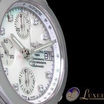 Breitling Chronomat 38 Chronograph | Perlmutt ZB mit Edelstein...