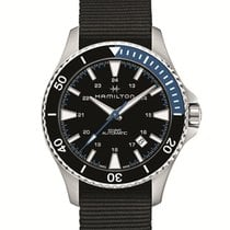 Hamilton 40mm Automatic new Black