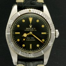 Rolex Submariner ref 5508 Exclamation point gilt dial