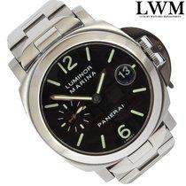 Panerai Luminor Marina PAM00050 black dial Full Set 2000