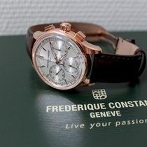 Frederique Constant Flyback Manufacture Chronograph