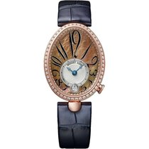Breguet 8918BR/5T/964 D00D Rose gold 2019 Reine de Naples 28.45mm new United States of America, New York, New York