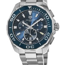 TAG Heuer Aquaracer 300M new Quartz Watch with original box CAY111B.BA0927