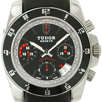 Tudor Steel 41mm Automatic 20350N pre-owned