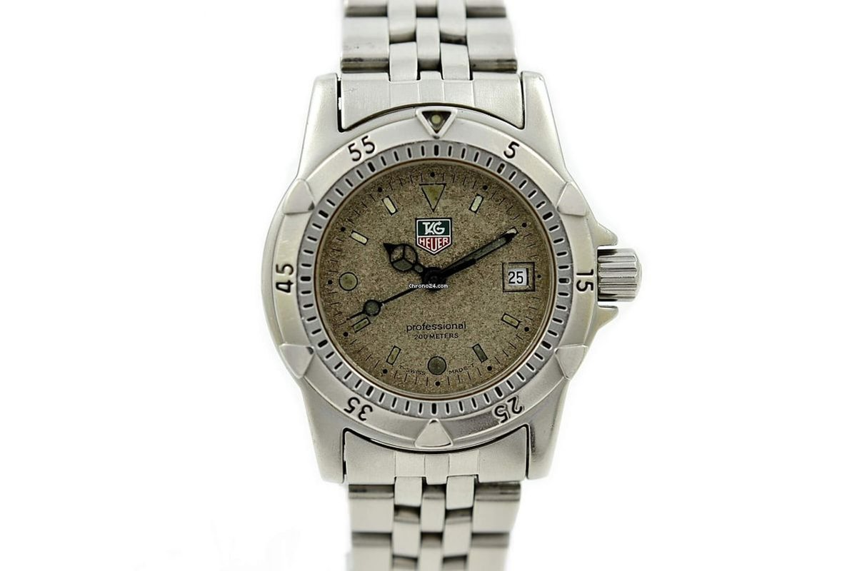 7fc22f93aec TAG Heuer 1500 Professional WD1411-PO Ladies Watch for  512 for sale from a  Trusted Seller on Chrono24