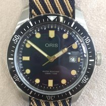 Oris Divers Sixty Five 2018 Recycled Textile Strap