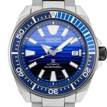 Seiko Prospex Steel 44.00mm Blue United States of America, Florida, Tarpon Springs