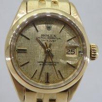 Rolex Oyster Perpetual Lady Date 6916 tweedehands