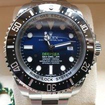Rolex 44mm Automatic 2017 new Sea-Dweller Deepsea Black
