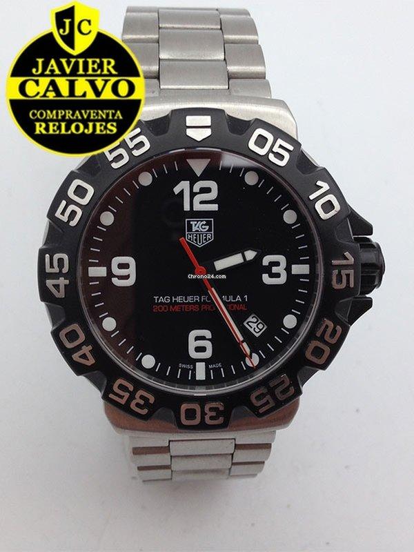 ea13b724cec3 Relojes TAG Heuer Formula 1 de segunda mano