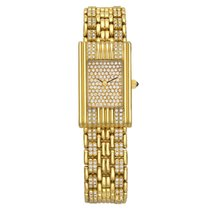 Boucheron Reflet Yellow gold 18mm