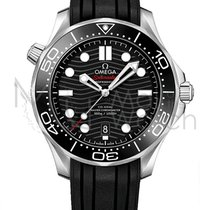Omega 210.32.42.20.01.001 Staal Seamaster Diver 300 M 42mm nieuw