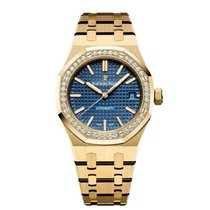 Audemars Piguet Royal Oak Lady Geelgoud 37mm