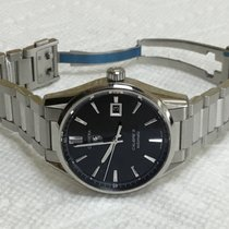 TAG Heuer Carrera Calibre 5 new Automatic Watch with original box and original papers WV211B.BA0787