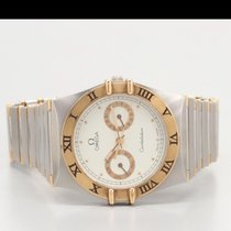 Omega Constellation Day-Date Yellow gold 33mm Roman numerals United States of America, North Carolina, Charlotte