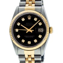 Rolex Datejust 16013 Very good Gold/Steel 36mm Automatic United States of America, California, Los Angeles