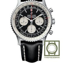Breitling Navitimer 1 B01 Chronograph 43 Steel 43mm Black