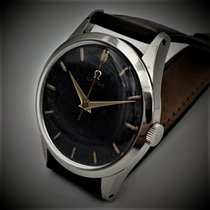 Omega Steel 35mm Manual winding 2760-6SC pre-owned