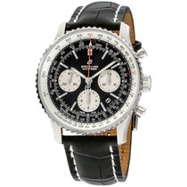 Breitling Navitimer 1 B01 Chronograph 43 Steel 43mm Black United States of America, New York, Brooklyn