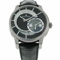 Maurice Lacroix Titanium 45mm Automatic PT6108-TT031-391 new United States of America, Florida, Sarasota