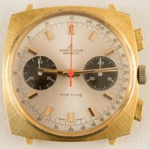 Breitling Top Time Gold/Steel 37mm Silver