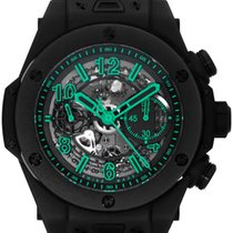 Hublot Steel Automatic 45mm pre-owned Big Bang Unico