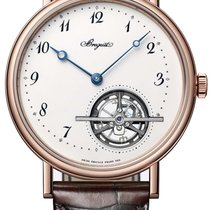 Breguet Classique Complications Rose gold 41mm White United States of America, Florida, Sunny Isles Beach