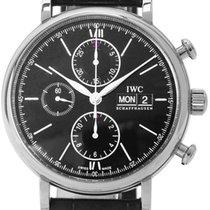 IWC Portofino Chronograph IW391002 2013 używany