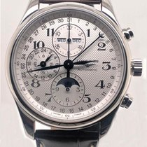 Longines L2.773.4.78.3 Steel Master Collection 42mm new United States of America, Florida, Miami