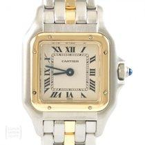 Cartier Panthère Gold/Stahl 22mm Champagnerfarben Deutschland, Weißenbrunn