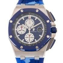 Audemars Piguet Royal Oak Offshore Chronograph 44mm Blue