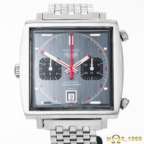 Heuer Steel 40mm Automatic 1133 pre-owned