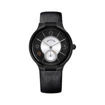 Philip Stein 38mm Quartz 41B-DMBW-IB    UPC new