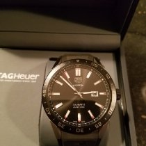 TAG Heuer Connected Titanium 46mm Black United States of America, New Jersey, Jersey City