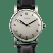 Technos Steel 34mm Manual winding pre-owned United States of America, California, Los Angeles