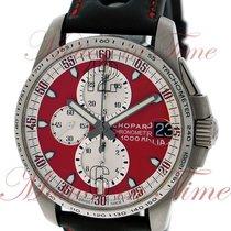 """Chopard Mille Miglia Gran Turismo Turismo Chronograph """"Rosso..."""