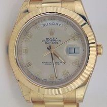 Rolex Day-Date II 218238 icap occasion