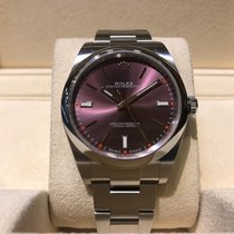 Rolex Oyster Perpetual 39mm Steel B&P