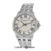 Raymond Weil New Mens Weil Tango 5591-ST-00659 Stainless Steel