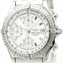 Breitling Chronomat Steel Automatic Mens Watch A13352 Bf313562