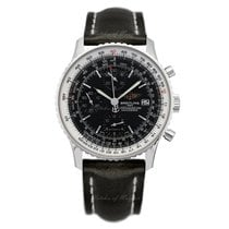 Breitling Navitimer Heritage Steel 42mm Black United Kingdom, London