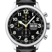 Ernst Benz Steel 47mm Automatic GC10111 new