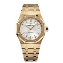 Audemars Piguet 15450BA.OO.1256BA.01 Royal Oak Mens 37mm...