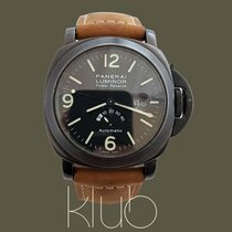 Panerai Luminor 1950 Regatta 3 Days Chrono Flyback Aço 45mm Preto Árabes Portugal, Lisboa