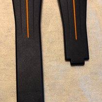 Rolex Vulchromatic  Jet Black / Mandarin Orange for rolex...