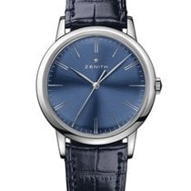 Zenith Elite Ultra Thin new 2019 Automatic Watch with original box and original papers 03229067951C700