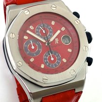 Audemars Piguet Offshore Vintage RED LC100 Full SET Collectors...